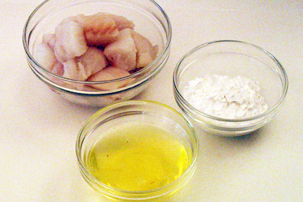 Fish Paste Ingredients