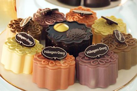 Haagen-Dazs Mooncake